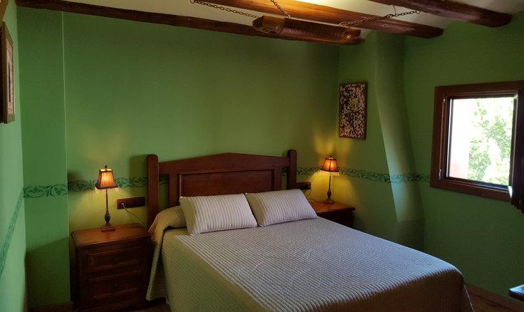 Habitación 5 verde