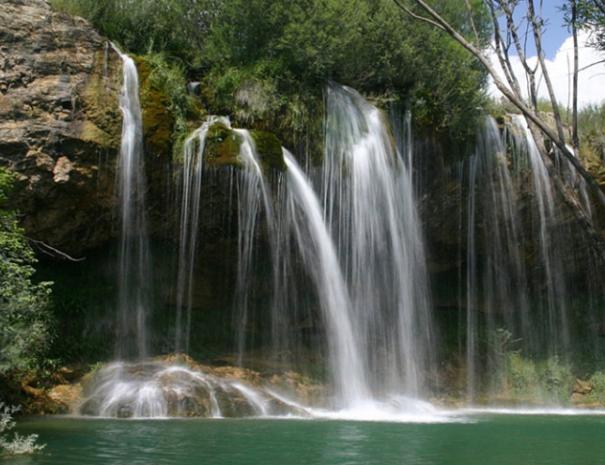 Cascada molino de San Pedro